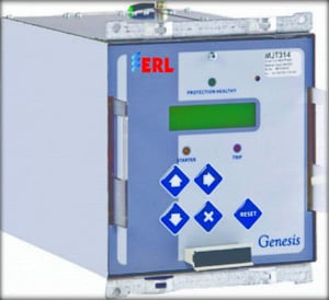 Numerical Overcurrent and Earth Protection Relay