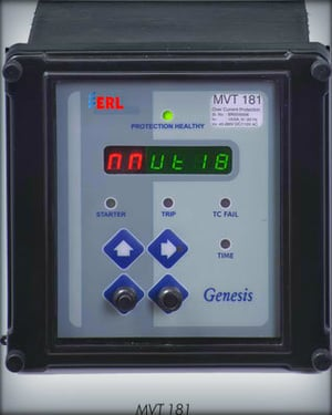 Numerical Under and Over Voltage Protection Relay