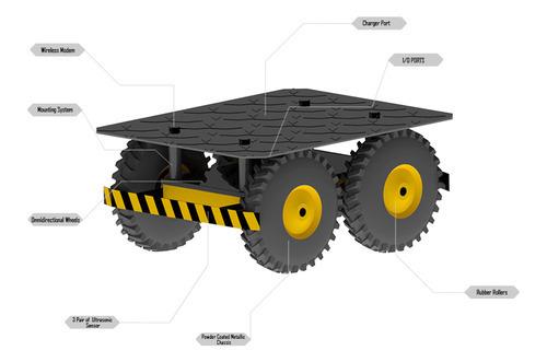 Material Transport Robot (Agv Robot)