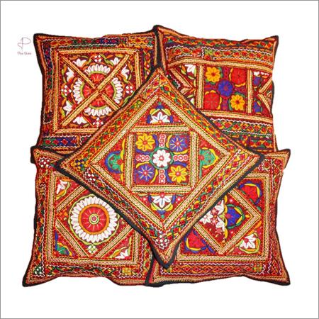Rajasthani Handmade Cushion Covers