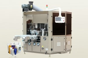 3 Color Automatic Soft Tube Screen Printing Machines