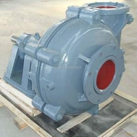 Factory Wholesale Mineral Processing Sand Dredge Slurry Pump