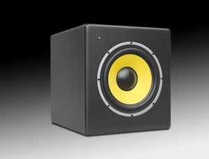 Active Monitor Subwoofer