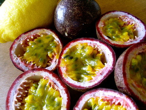 Fresh Passion Fruits