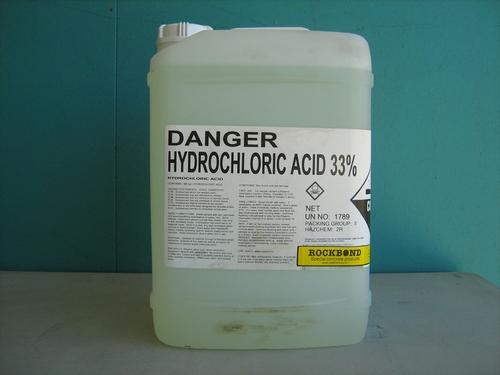 Hydrochloric Acid in  Khardah