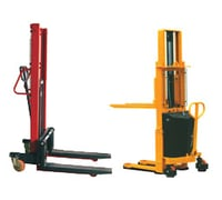 Manual/Semi Electric Stacker