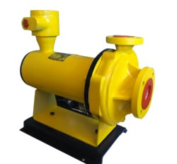 Sealless Canned Motor Pumps