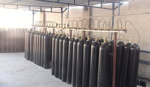 Carbon Composite Cylinders