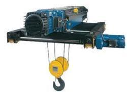 Electric Wire Rope Trolley (Double Hoist) in  Site-C (Surajpur)