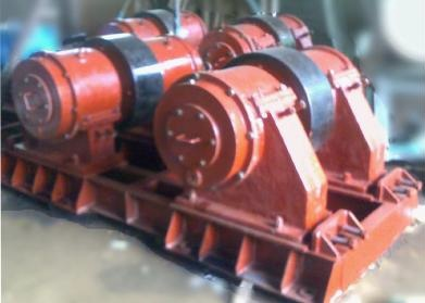 Rollers For Rotary Kiln