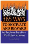 Ways to Motivate and Reward Your Employees Every Day - Book
