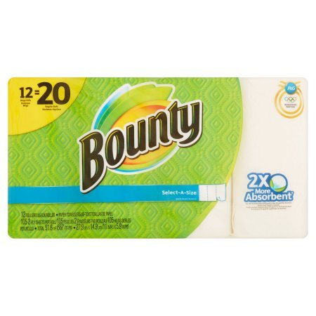 Bounty Select-A-Size Mega Roll Paper Towels