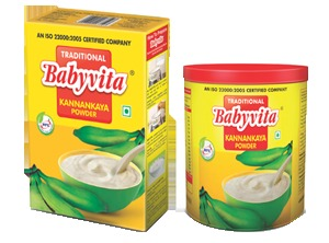 Healthy Infant Food