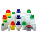 Rigid Plastic Pesticide Bottles
