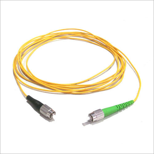 FC APC to FC PC Patch Cord