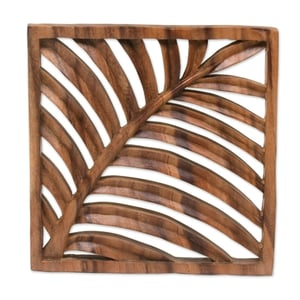 Hand Carved Wooden Wall Panels