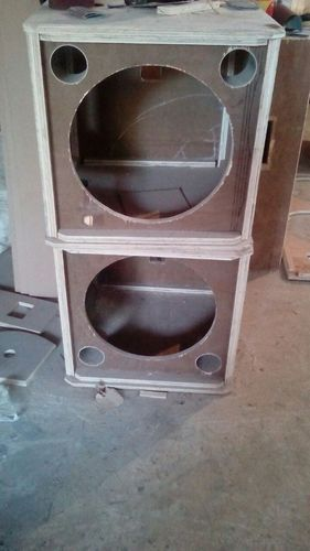 Wooden Sound Box