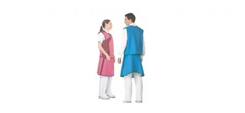 Hospital Skirt And Vest