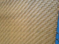 Synthetic Bamboo Mat for resort hotel ceiling and floor