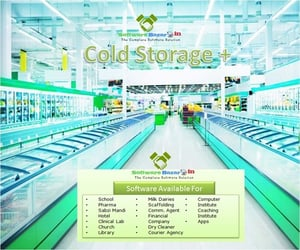 Cold Stores Management Software