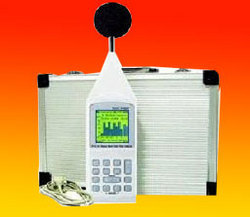 Real Time Sound Analyser