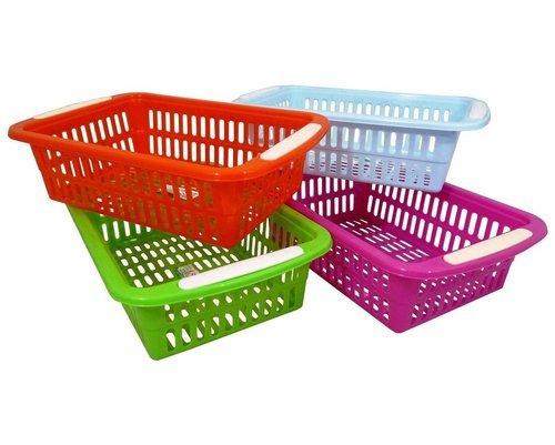 Rigid Plastic Baskets