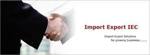 Import and Export Consultant Services