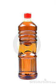 Mustard Oil Pet Bottles