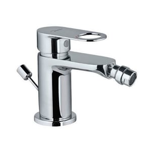 Single Lever 1-Hole Bidet Mixer with Popup Waste System (ORP-CHR-10213BPM)
