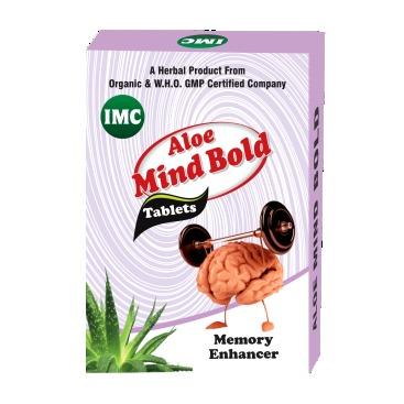 Aloe Mind Bold Tablets