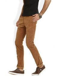 Mens Fit Chino Jeans