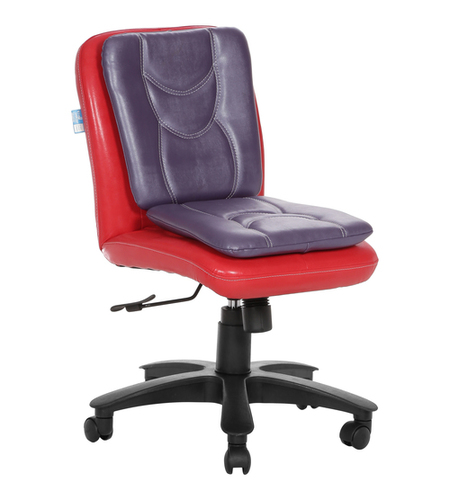 Red And Purple Libranejar Lb Workstaion Chairs