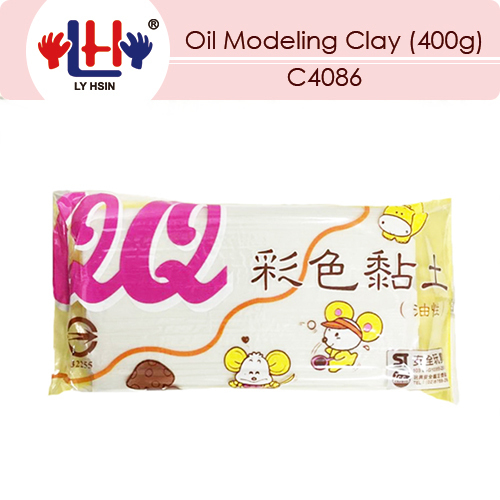 Oil Modeling Clay 400g
