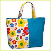 Custom Printed Ladies HandBags