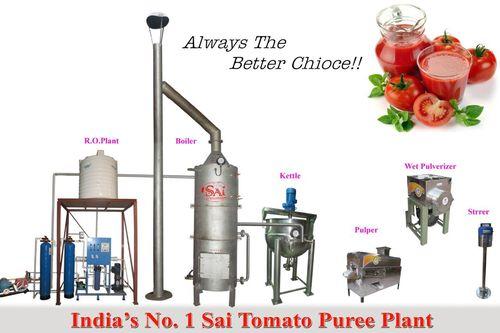 Tomato Processing Plant in   Dist: Satara