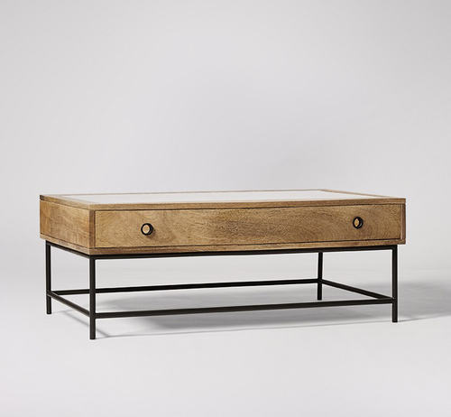 Top Quality Wooden Coffee Table With Drawer