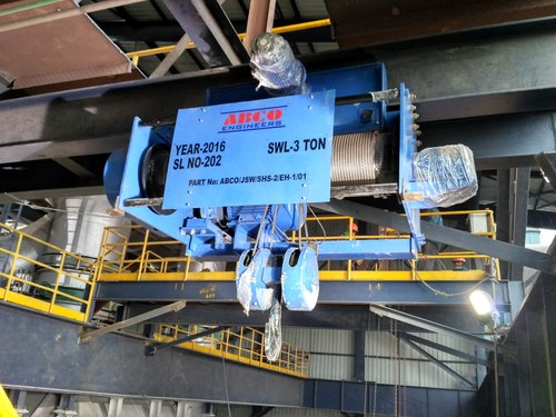 Abco Electric Wire Rope Hoist