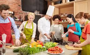 Cooking Courses Service
