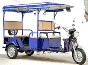 Electric Passenger Rickshaw in  Chandigarh Road