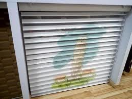 Printed Triple Shade Window Blinds