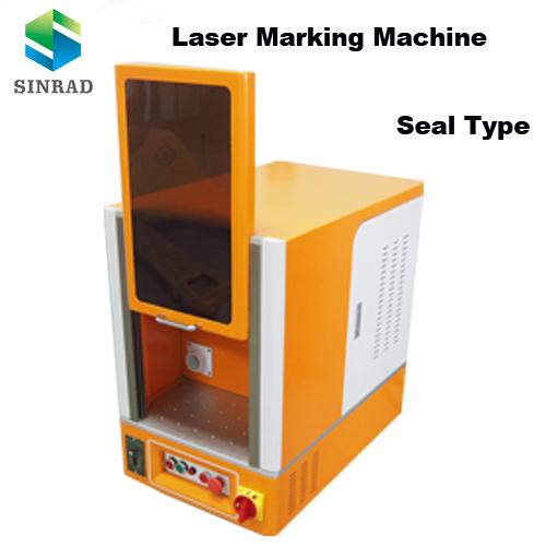 Automatic Door Design Sealed Laser Marking Machines