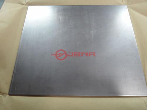High Quality Tungsten Plates