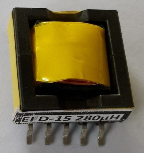 Inductor EFD15 Through Hole And SMD Version