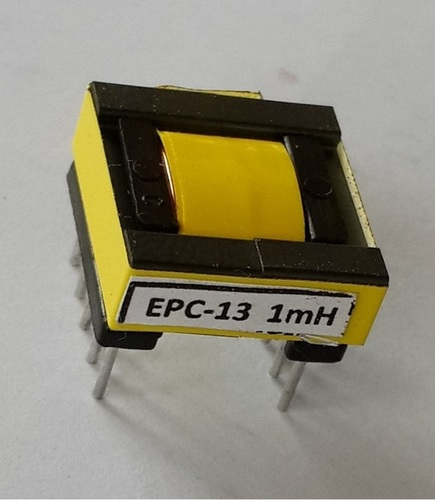 Inductor EPC13 Through Hole And SMD Version