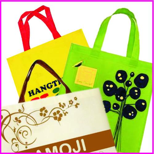Non Woven Handle Bag in   Maliya Miyana At Chanchavadrada