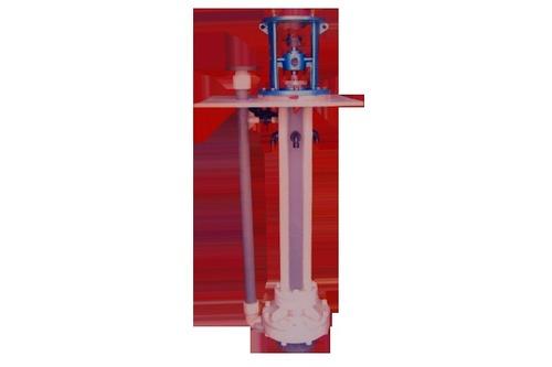 Polypropylene Vertical Submerged Process Pump