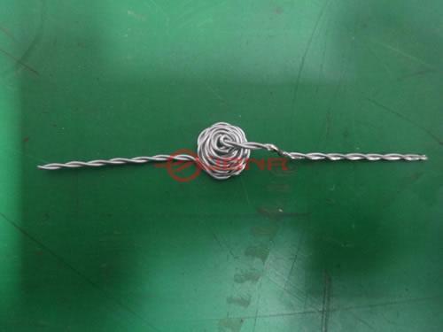 Robust Tungsten Filaments