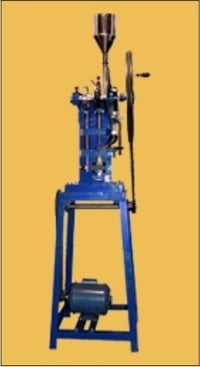 Electrically Operated Tablet Making Machine