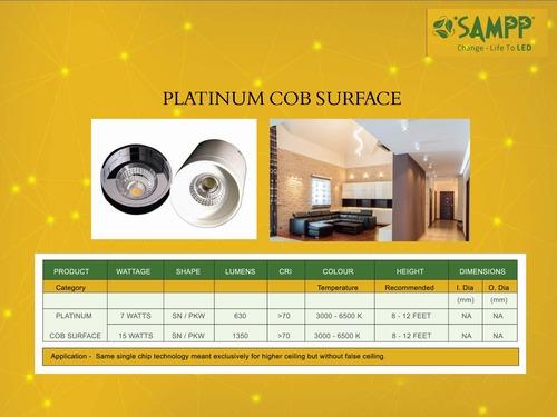Platinum Cob Surface Lights