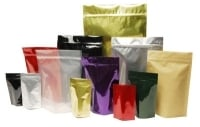 Standup and Zip Lock Pouches